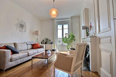Appartement Lyon 3 pieces Brotteaux - St pothin