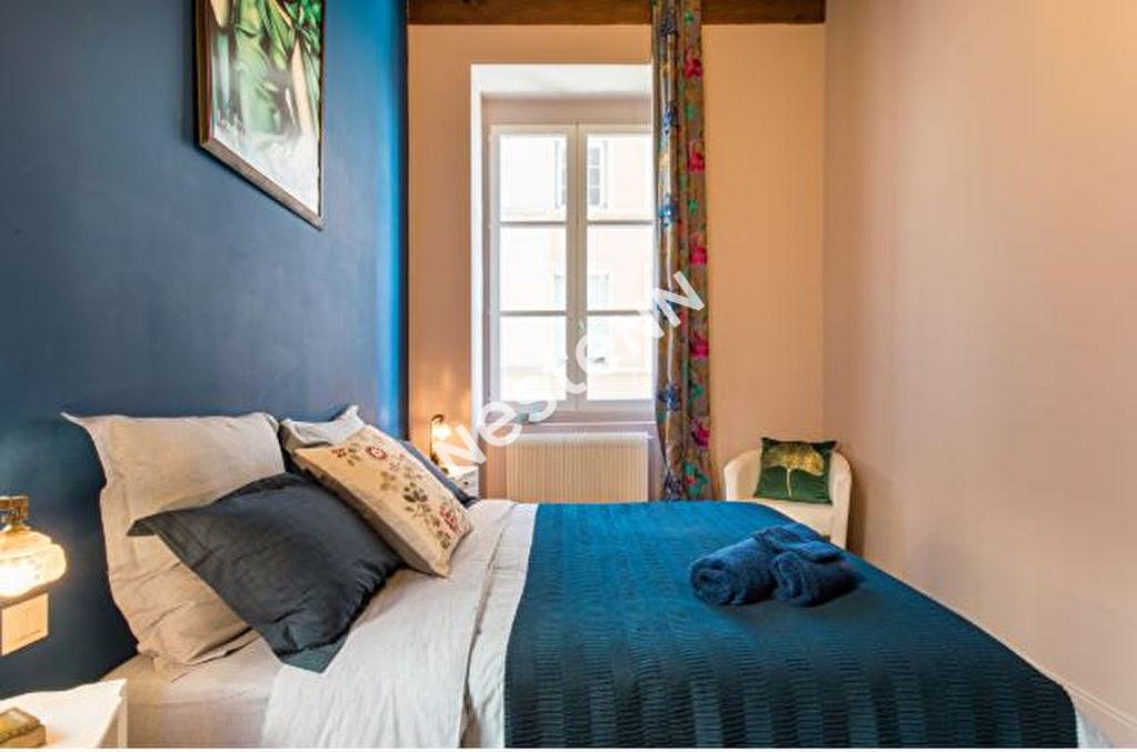 Appartement T3 et atypique - Rue Rivet LYON 1