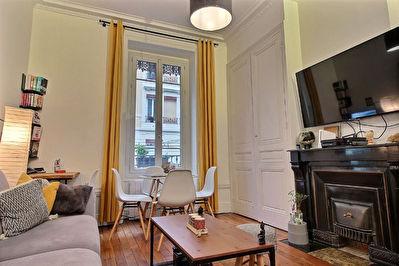 Appartement T2 meuble 49 m2 Coup de coeur -Villeurbanne