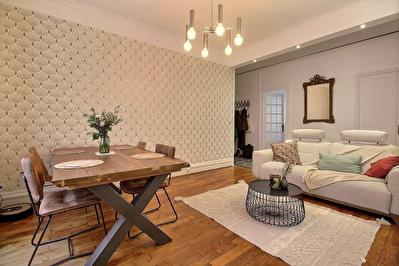 Appartement t3 Brotteaux / Ancien renove