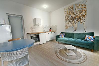 Appartement T2 meuble 28m2 - METRO REPUBLIQUE VILLEURBANNE
