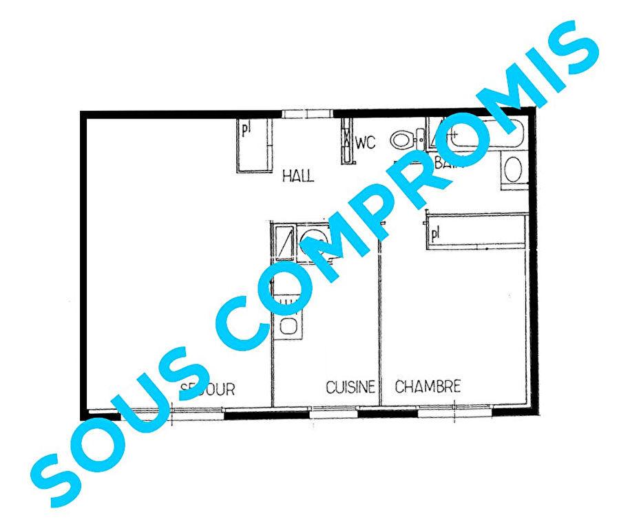 photos n°1 Appartement Lyon 2 pièce(s) 51.8 m2