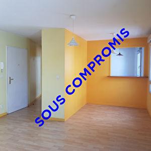 Appartement Lyon 2 pieces 49.75 m2