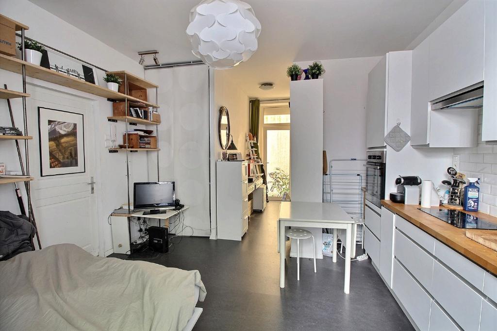 Appartement Lyon 1 pièce(s) 23.38 m2