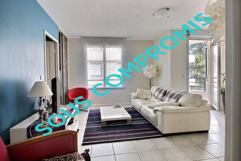 Appartement  2 pièce(s) 49.43m²