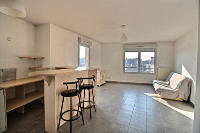 Appartement Lyon 2 pieces 44.6 m2