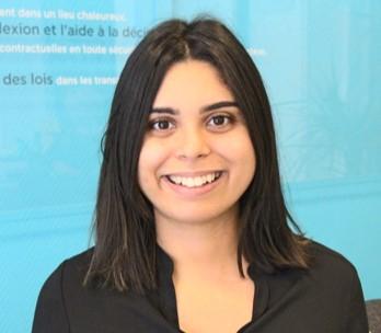 Yasmine HARCHOUM - Responsable Commercial à Massy
