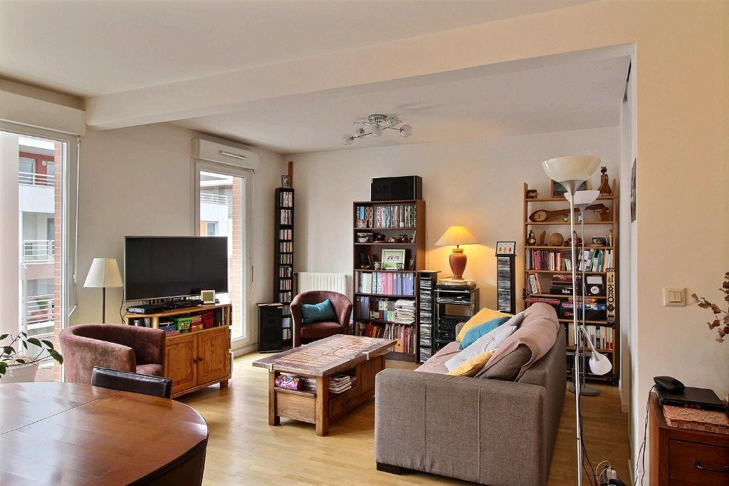 ATLANTIS Appartement 5 pièce(s) 101.34 m2 avec balcon-terrasse de 11 m²