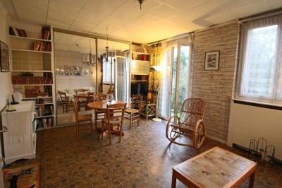 Maison Massy 75 m2 plus combles amenageables et sous-sol total avec garage et jardinet