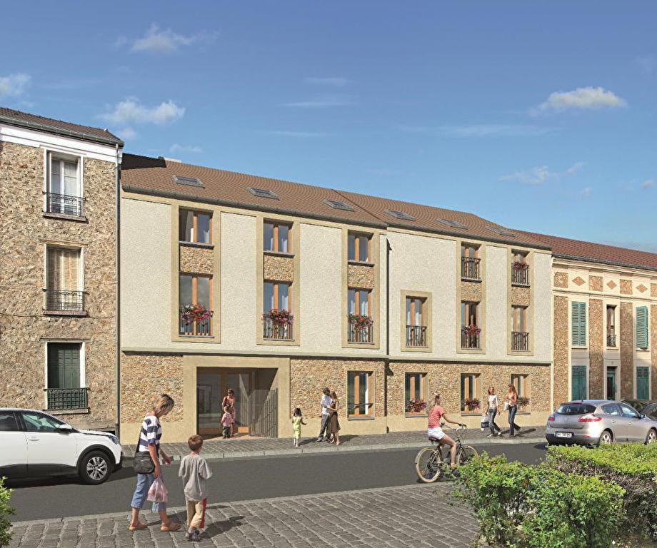 Livraison S2 _ 2021 / Appartement  Massy 3 pièce(s) 55.30 m2 avec parking couvert