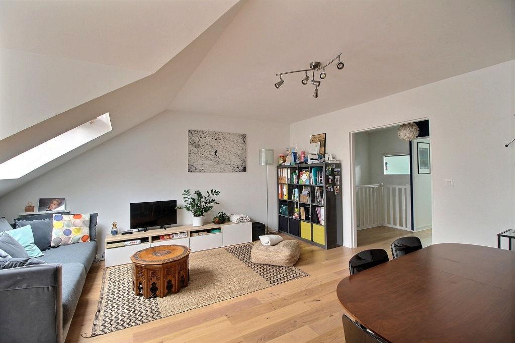 Appartement  3 pièce(s) 88 m2 utiles avec double box