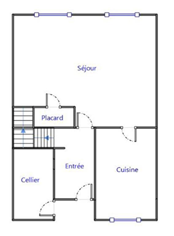 photos n°1 Maison  80 m2
