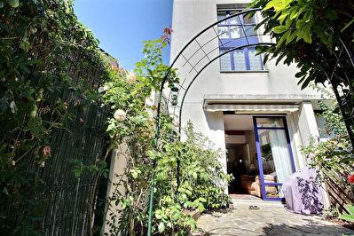 Maison avec jardin PARC DES GUILANDS PROCHE METRO.