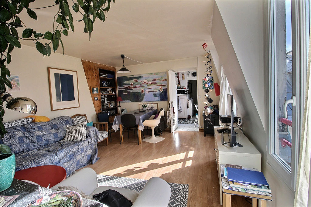 photos n°1 Appartement Paris 3 pièces