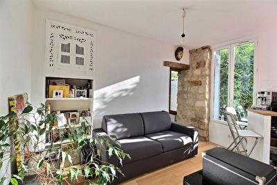 Appartement Bagnolet 2 pieces Limite PARIS 20eme