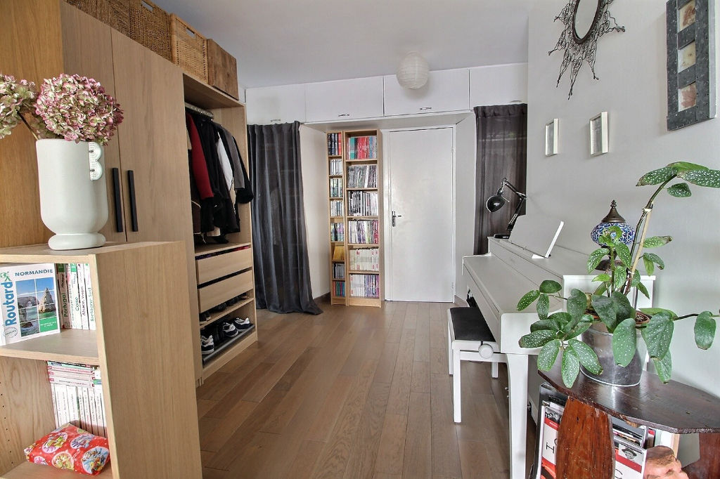 Appartement DERNIER ETAGE Montreuil 5 pièces 94m² PARC DES BEAUMONTS