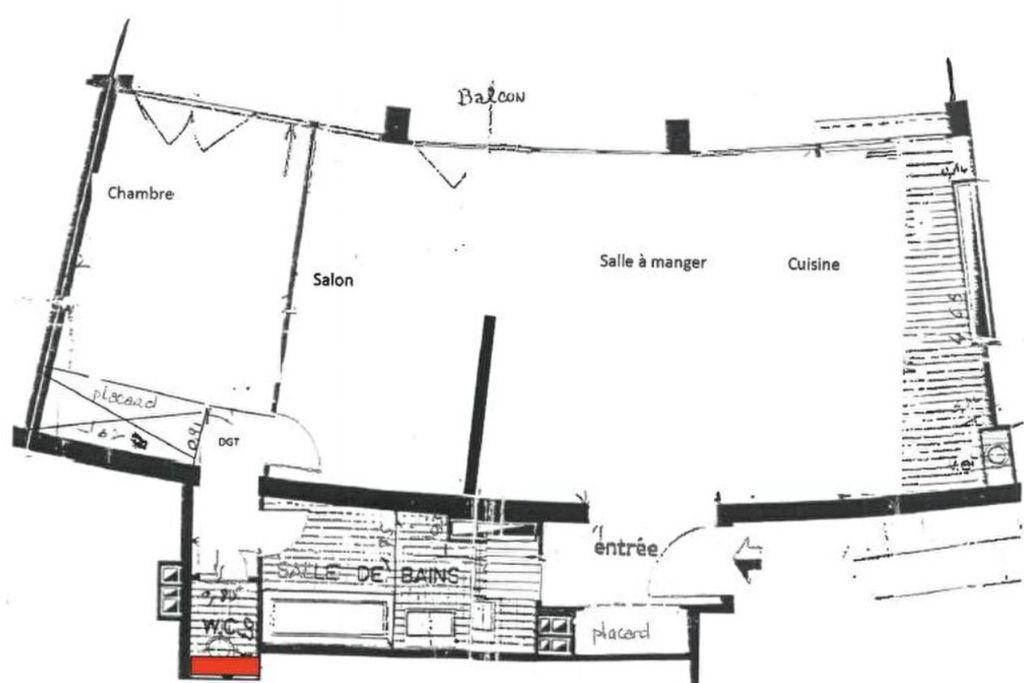 BEL AIR -BALCON 12M2  - 2/3 pièce(s) 62 M2