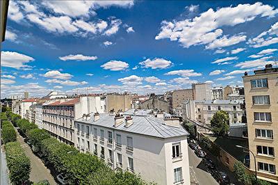 Appartement Vincennes 1 piece 23 m2 DERNIER ETAGE