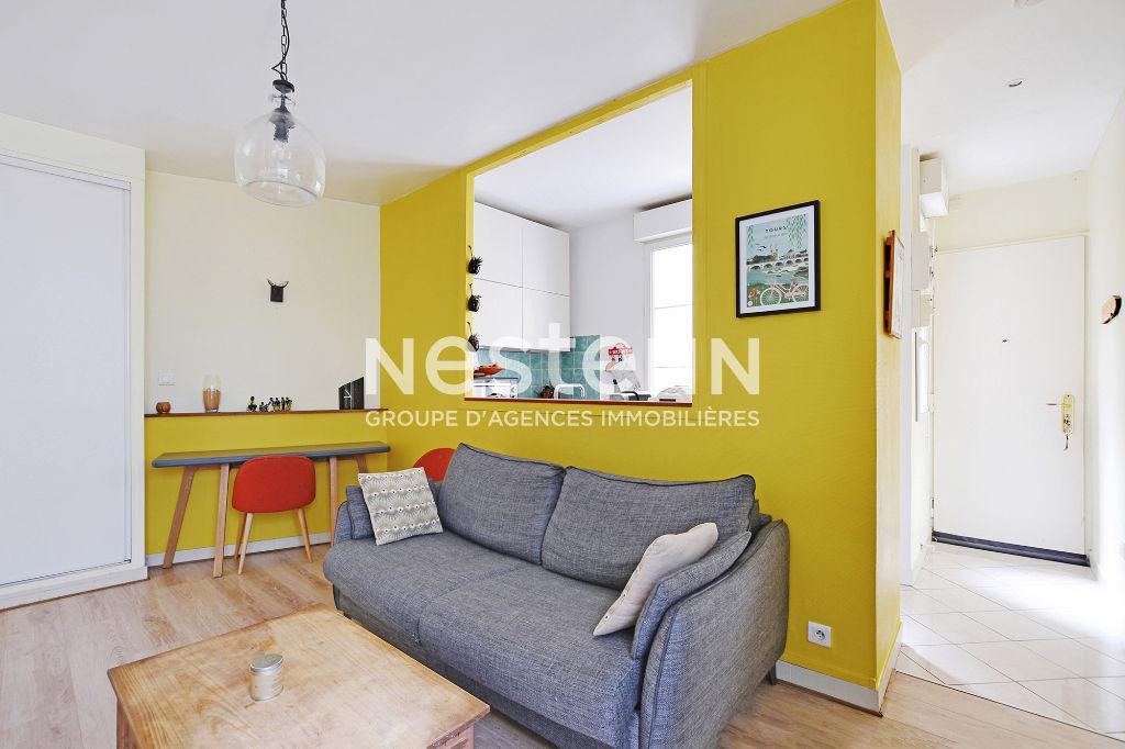 Exclusivité - Appartement trois pièces - Paris 12