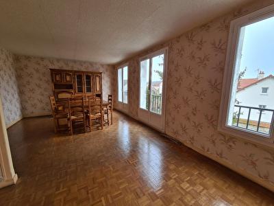 Appartement Provins 4 pieces avec balcon