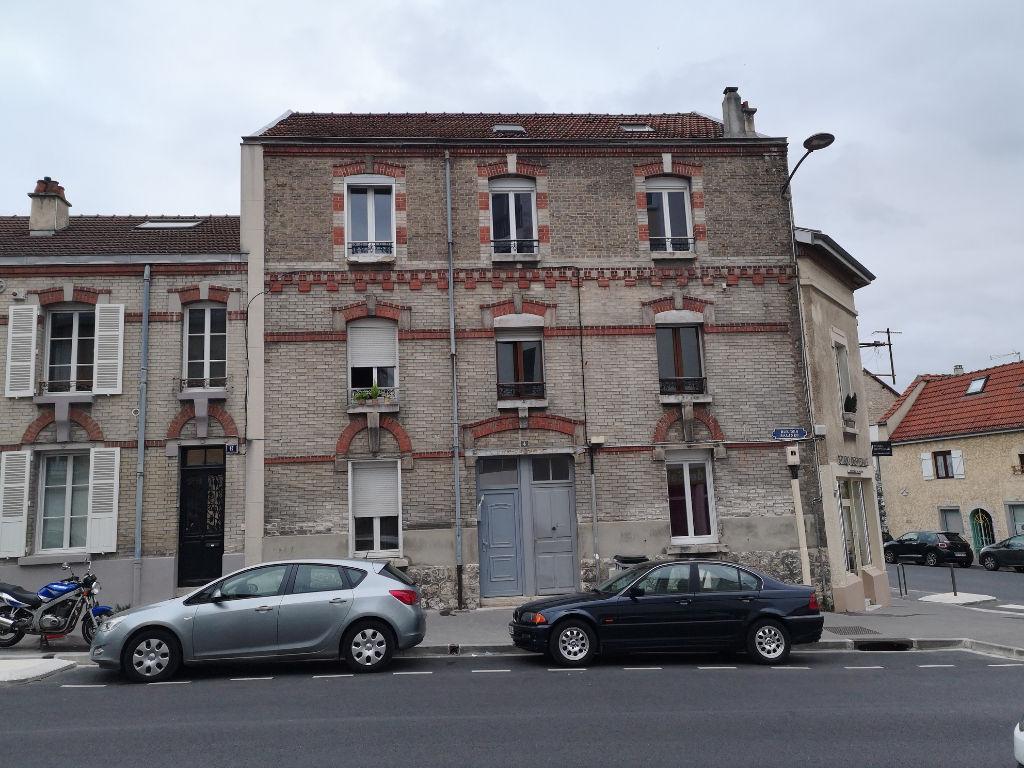 APPARTEMENT DE TYPE 2 - secteur Saint Rémi