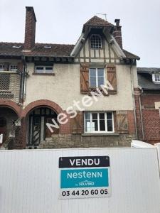 SOUS COMPROMIS Maison Margny Les Compiegne 4 CHAMBRES (60280)