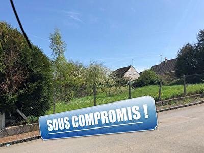 SOUS COMPROMIS: TERRAIN A BATIR 584 M2 Cambronne-Les-Ribecourt (60170)