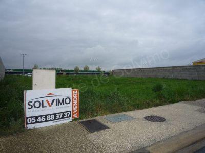 Terrain Rochefort 400 m2 viabilise