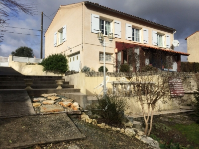 12 min Rochefort : Maison 3 chambres + garage a Cabariot
