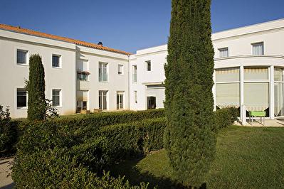 A VENDRE Echillais - TYPE 1B  residence Senior IDEAL INVESTISSEUR