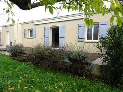 10 min de Rochefort - Cabariot Maison de Pl.Pied type 5 avec jardin et Garage