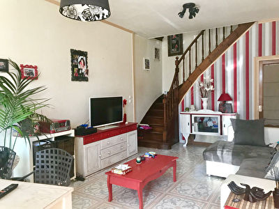 Maison Tonnay Charente 2 chambres et 1 bureau
