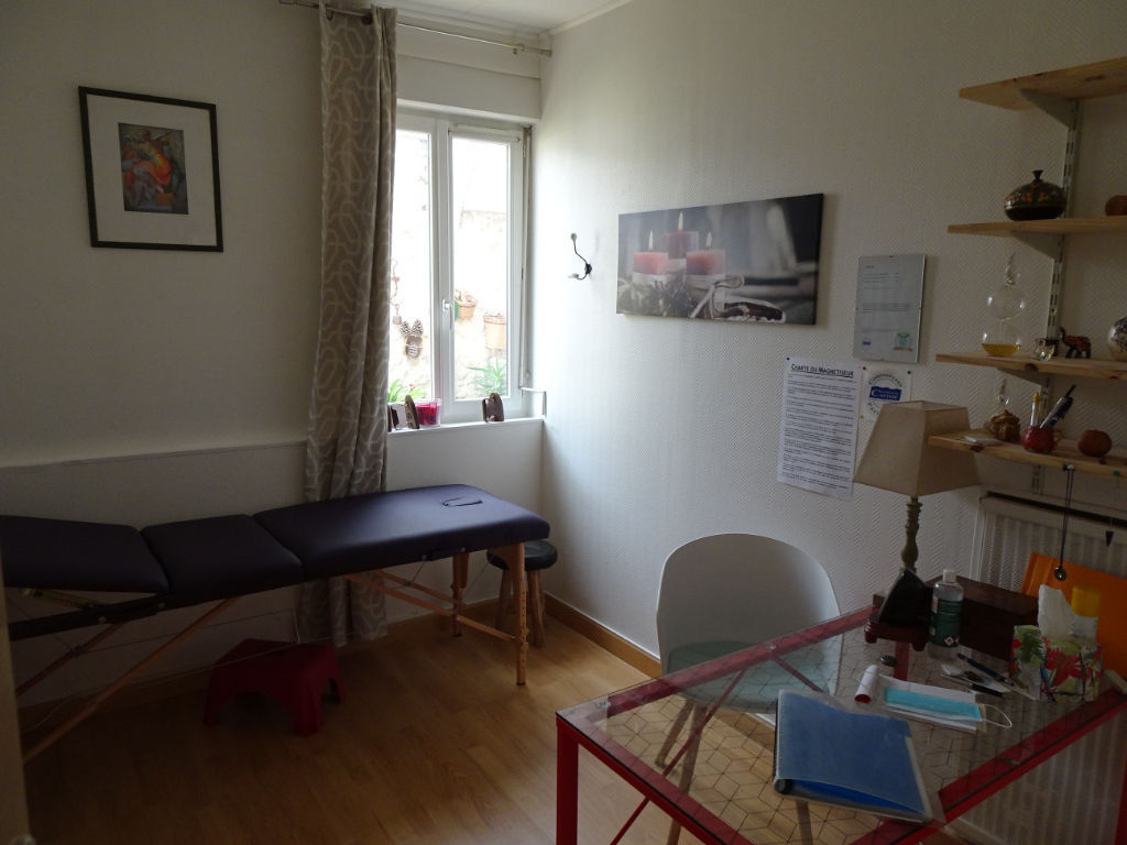 A VENDRE Rochefort Appartement 76 m²  3 pièces rez de chaussée