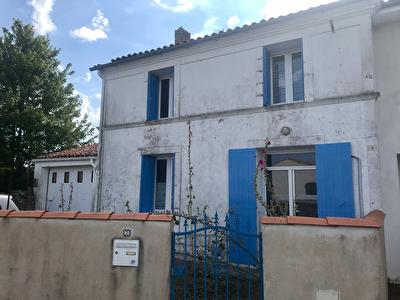 Maison Saint Just Luzac 3 chambres - 98.10 m2