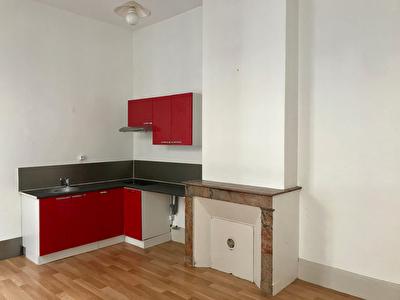 Appartement  type 2 - 37,79 m2 - Coeur de ville