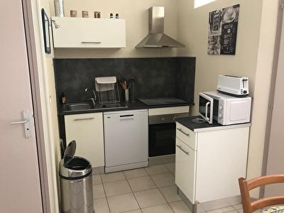 Appartement Rochefort T2 meuble 30.20 m2