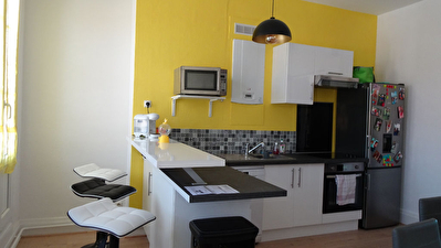 Rochefort a 2 pas des thermes - Bel Appartement en Duplex  Lumineux - 4 pieces