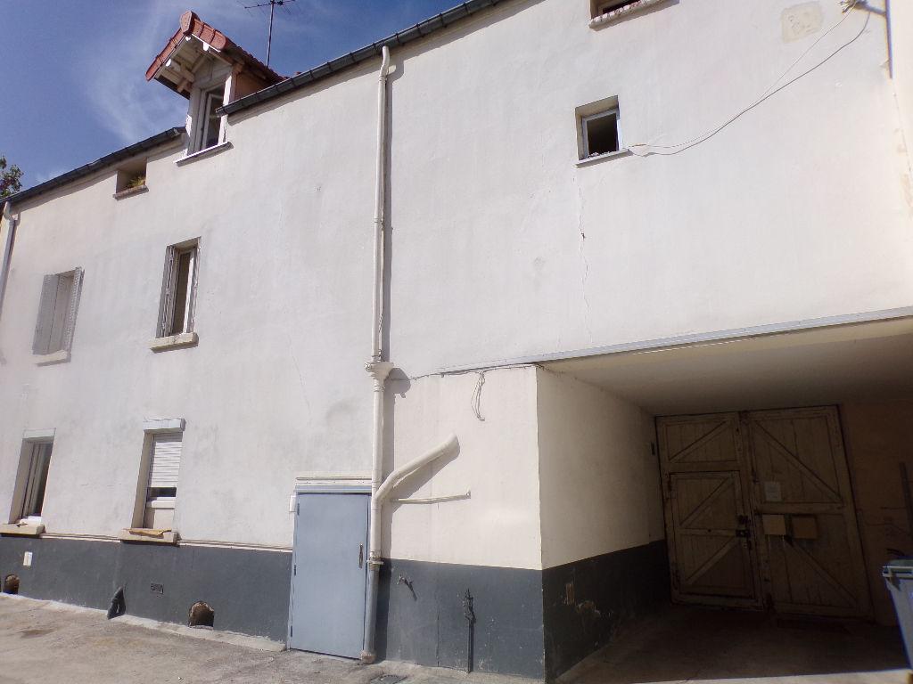 Immeuble Rosny Sous Bois