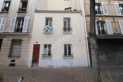 MAISON Paris 20e - 2 pieces - 31,41m2