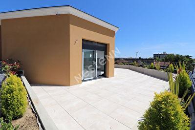 Appartement neuf 4/5 pieces 91,7 m2 et terrasse de 85 m2