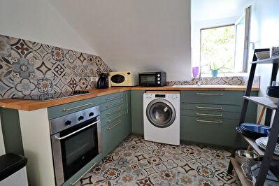 Appartement de charme Saint Maur Des Fosses 2 pieces 31 m2