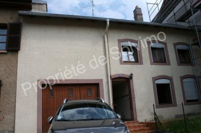 Maison Langatte 5 pieces 135 m2