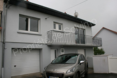 Maison Imling 4 pieces 110 m2