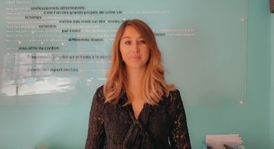 Estelle GARCIA - Négociatrice à Toulon