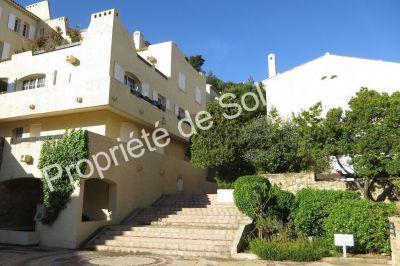Appartement Saint Cyr Sur Mer 2 pieces avec grande terrasse