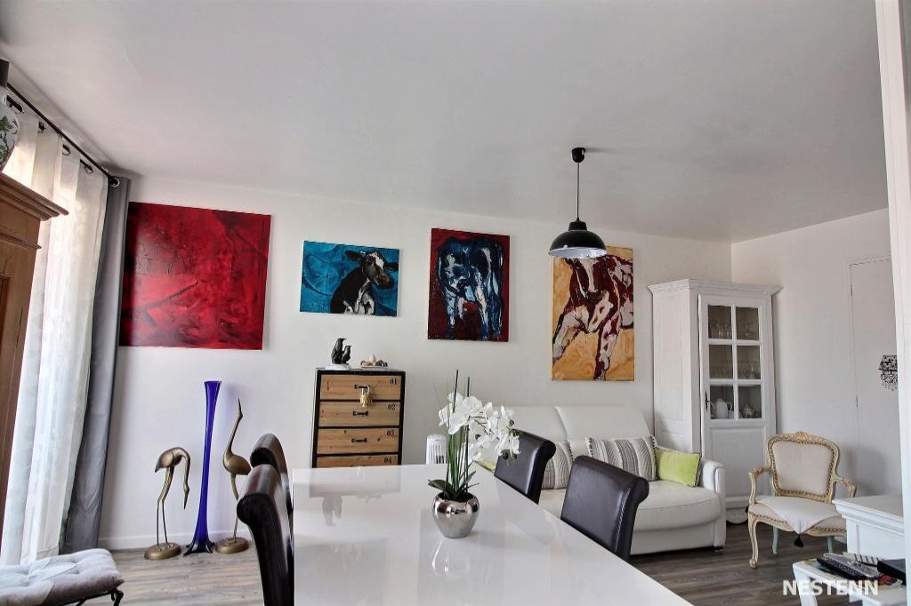 A pied des plages : Appartement Juan Les Pins 2 pièce(s) 46 m2