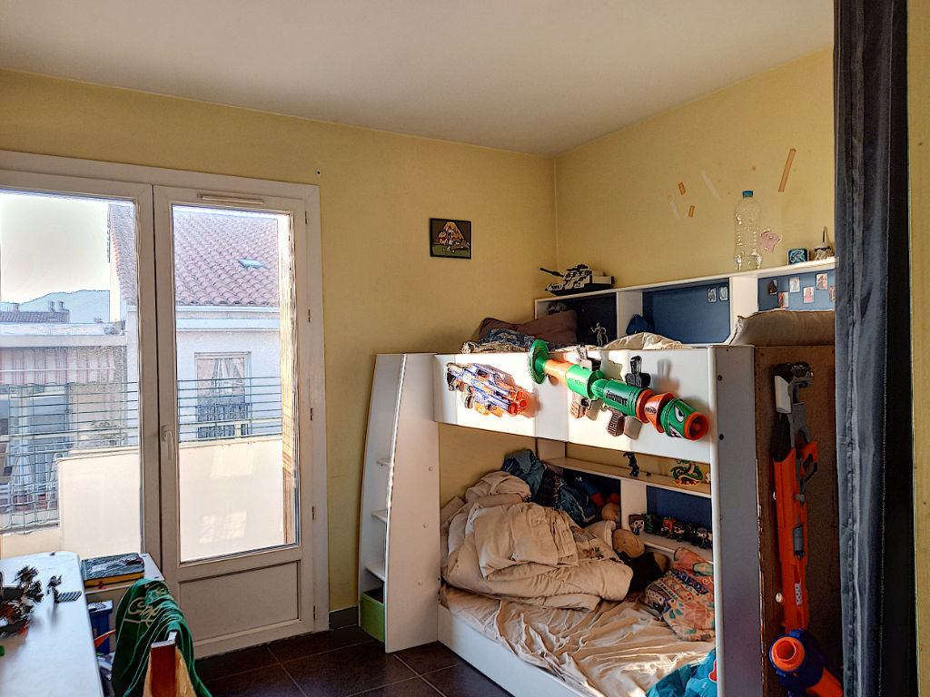 Appartement 3 pièces avec garage - Toulon - St Roch