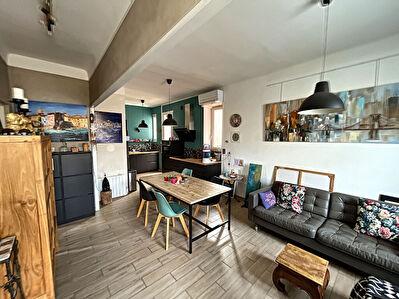 Appartement Toulon 3 pieces  de 61 m2 avec terrasse