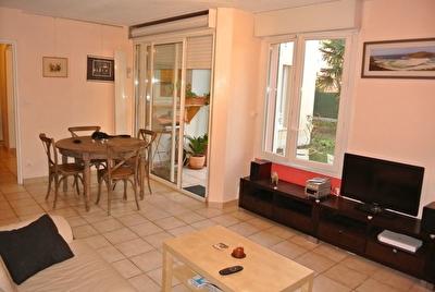 Appartement T3 75 m2 avec jardin privatif de 100m2 Blagnac
