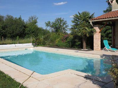 Maison Pompertuzat T7 180 m2 sur un terrain de 2170m2 avec piscine